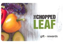 The Chopped Leaf