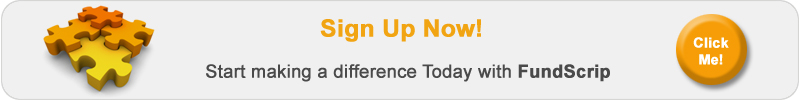 Sign Up Now - Start making a difference today with FundScrip